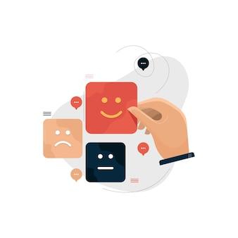 Kundenfeedback recherchieren und sammeln