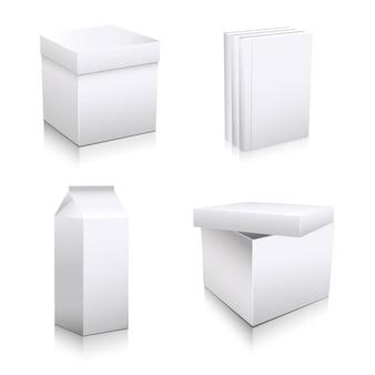 Kunst box mock up design