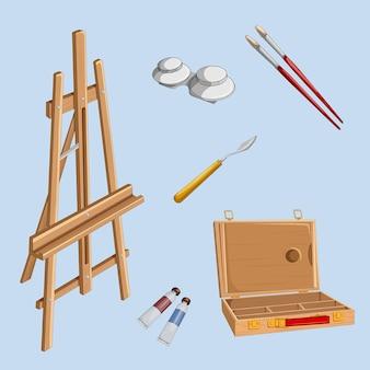 Künstlerische Werkzeuge