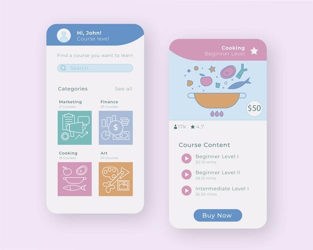 Kurs app