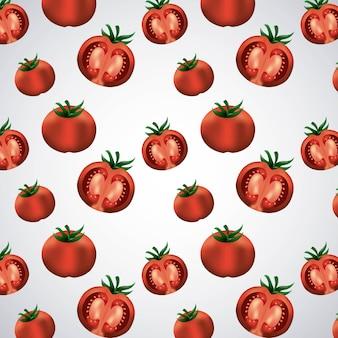 La tomatina halbe tomaten smash festival werfen hintergrund