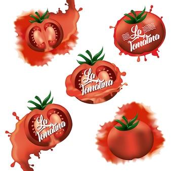 La tomatina tomaten splash rot fest