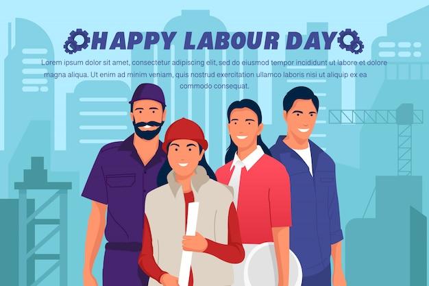 Labor day vorlage