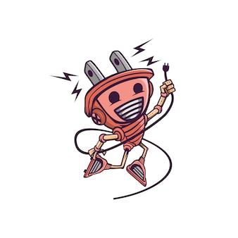 Ladegerät-illustration