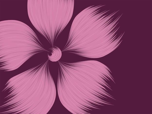 Laden sie diesen premium-vektor mit floralen abstrakten vorlagen herunter