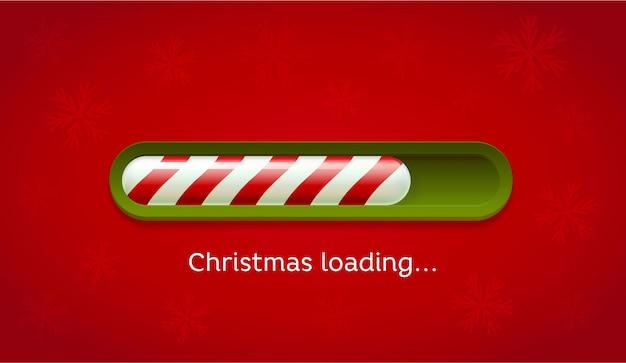 Laden von weihnachten