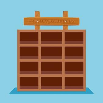 Ladengeschäft mit verkauf boutique-design
