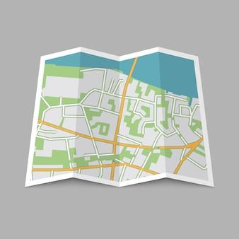 Lage stadtplan