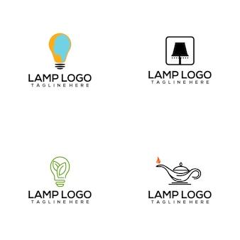 Lampen-logo-sammlung