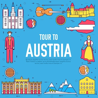 Land österreich reise urlaubsführer von waren