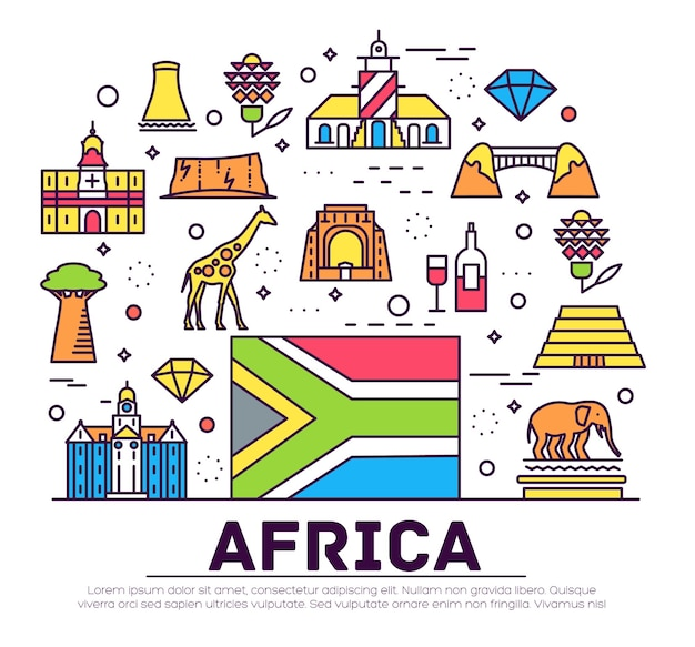 Land südafrika reisen urlaubsorte