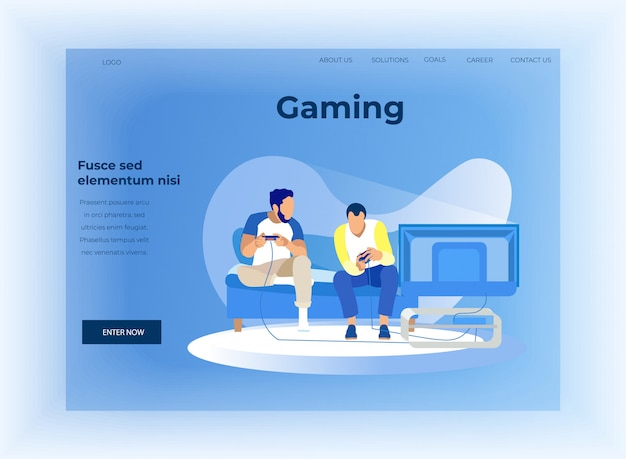 Landing page offer datenanalyse im gaming