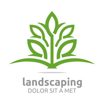 Landschaftsbau-logo