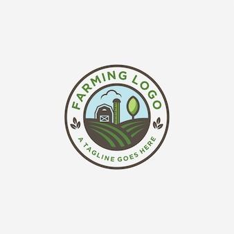 Landwirtschaft logo designs