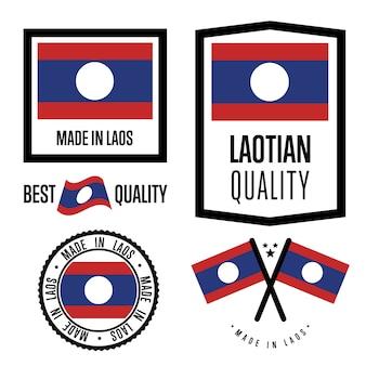Laos gütesiegel festgelegt