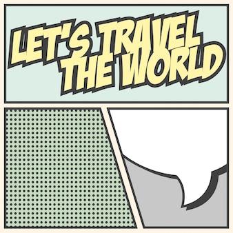 Lass uns reisen
