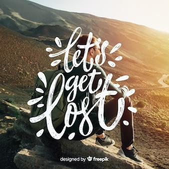 Lass uns verloren gehen