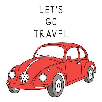 Lassen sie uns hintergrund reisen.