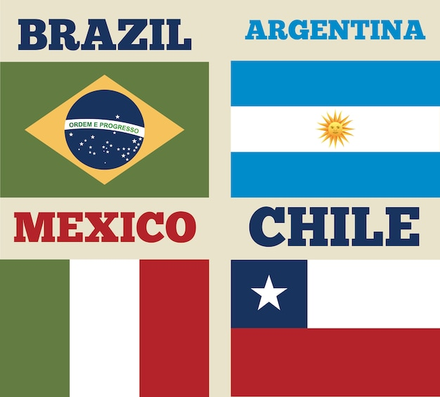 Lateinamerika-design