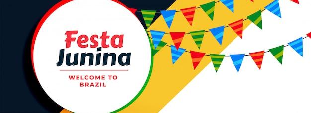 Lateinamerikanische festa junina feier