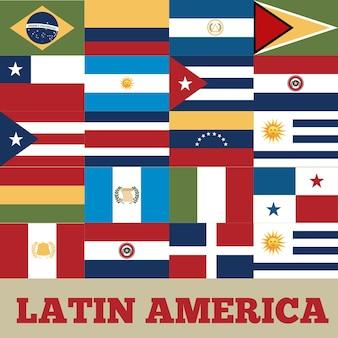 Lateinamerikanische länder
