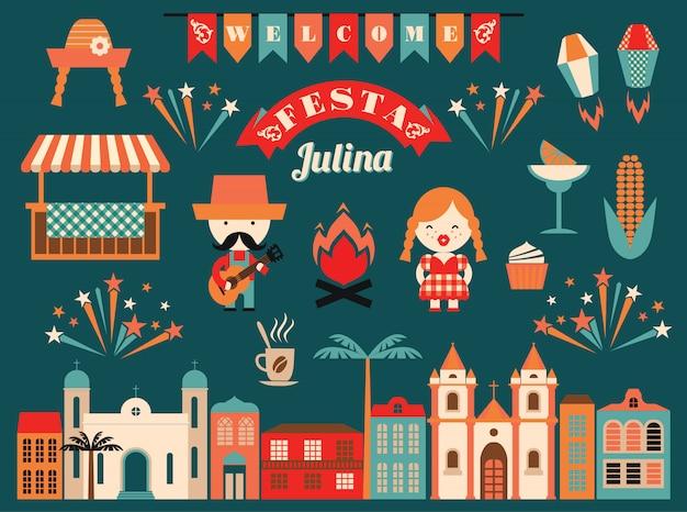 Lateinamerikanischer urlaub