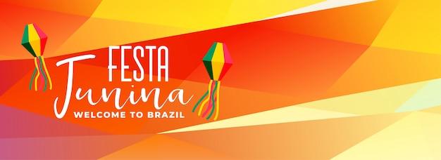 Lateinamerikanisches festa junina brasilien festival