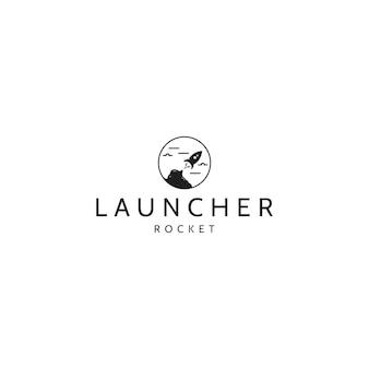 Launcher rocket-logo