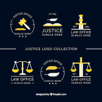 Law-logo-set