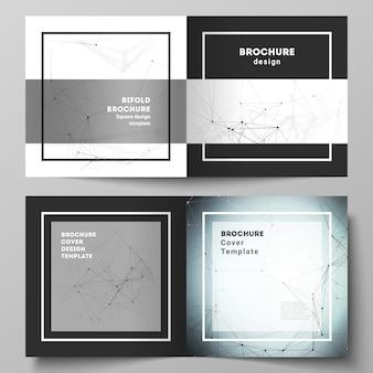 Layout der broschürenvorlagen