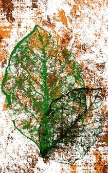 Leaf-beschaffenheit