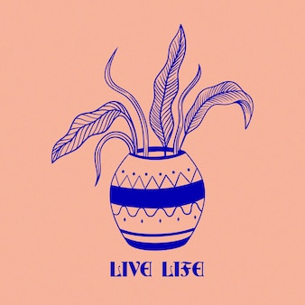 Lebe das leben