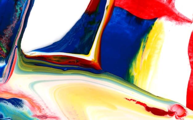 Lebendiger gemalter hintergrund