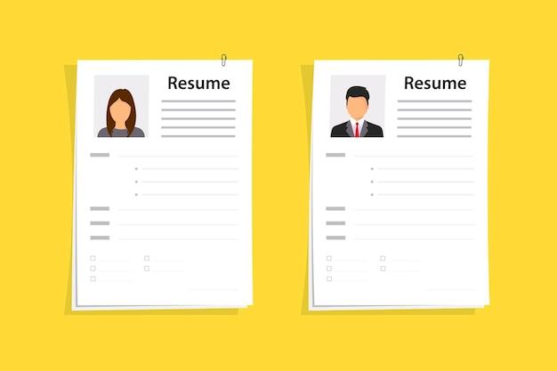 Lebensläufe. lebenslauf bewerbung. personal auswählen. suche nach fachpersonal. personallebenslauf analysieren. lebenslauf-formular. rekrutierung. konzept der beschäftigung. geschäftslebenslauf.