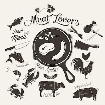 Lebensmittel-design