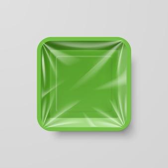 Lebensmittelbehälter aus kunststoff