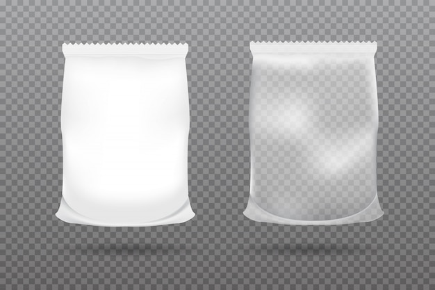 Lebensmittelverpackung aus papier oder folie