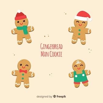 Lebkuchen-mann-cookie