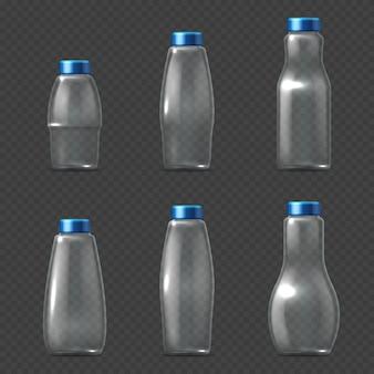 Leere glaswaren fragile verpackung