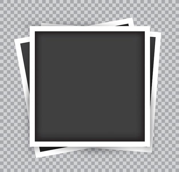 Leerer fotorahmen