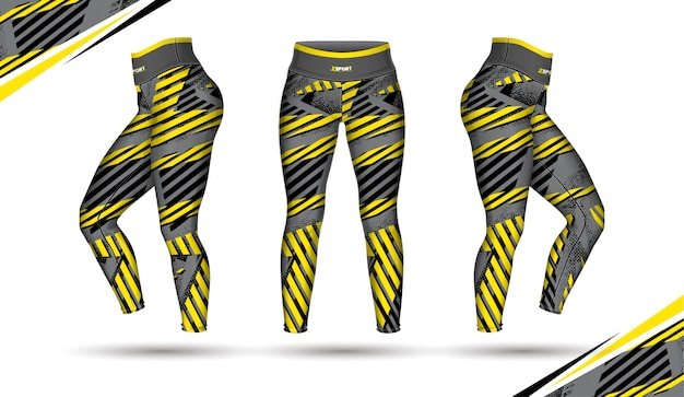 Leggings hosen trainingsmode