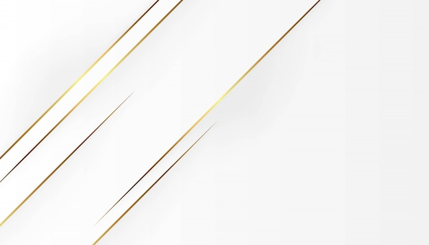 Leichte goldene linien mit grauem hintergrund