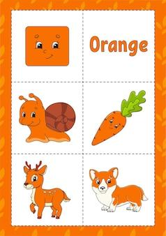 Lernkarten karteikarte für kinder