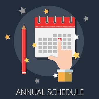 Lernzeitplanung und -planung