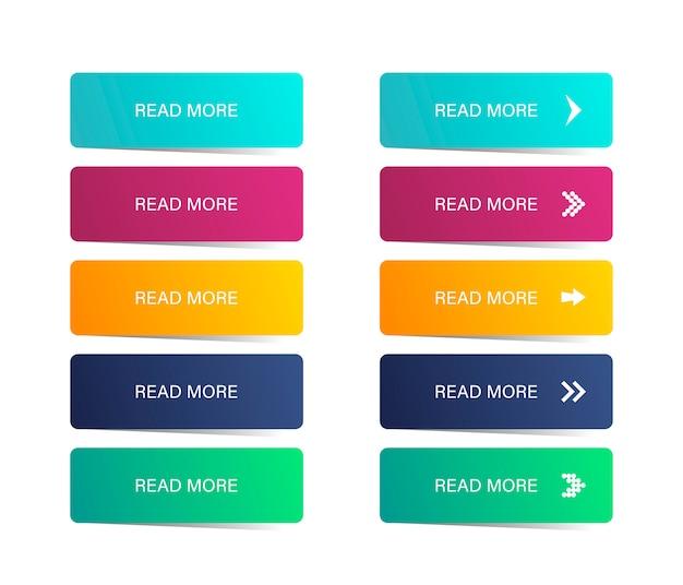 Lesen sie mehr button