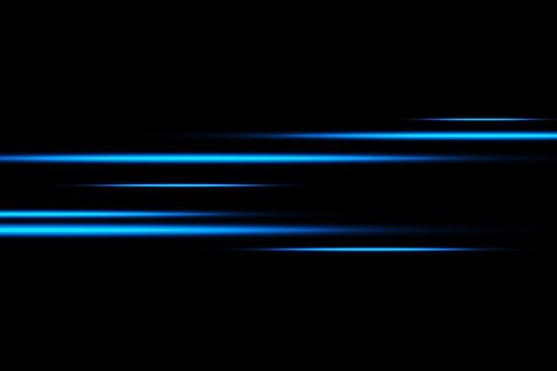 Leuchtender blauer abstrakter funkelnder gezeichneter hintergrund. prämie.