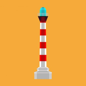 Leuchtturm meer abbildung