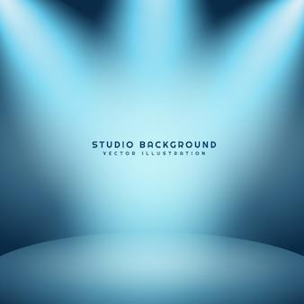 Licht studio-hintergrund