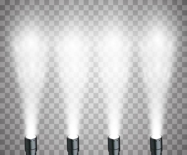 Lichteffekte strahler