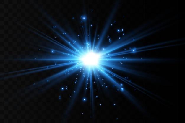 Lichtquellen, konzertbeleuchtung, scheinwerfer eingestellt